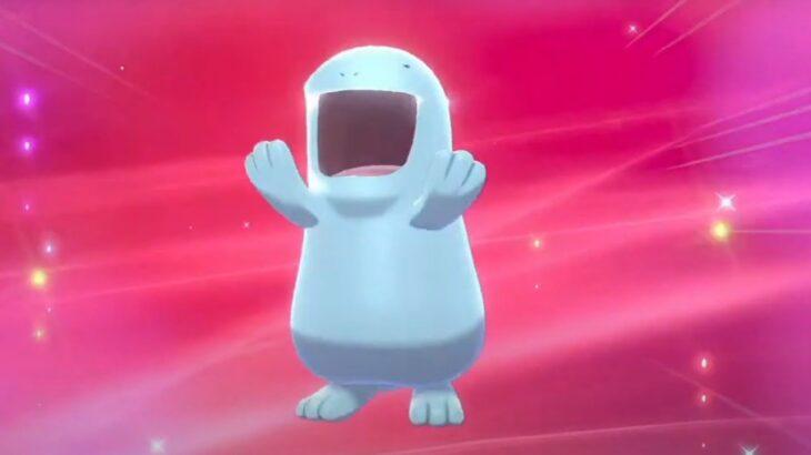 可愛いポケモンがいすぎて迷う(*´▽`*)【ポケットモンスター ソード】