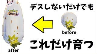 【ポケモンユナイト】倒れないサポーターの制圧力はヤバい!!  ワタシラガです。 #2