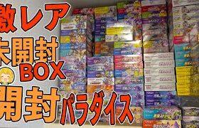 【ポケカ】誕生日やから激レアの未開封BOXを大量に開けるわ!!【開封動画】