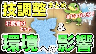 【ポケモンGO】技調整により〇〇が更に強くなる!シーズン9考察!
