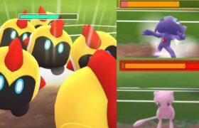 【ポケモンGO】火力充分!期待の新星タイレーツはスーパーリーグで輝くのか・・!?【Falinks・ガラル地方・剣盾・ウルトラアンロック】