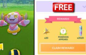 Now get free hoopa in pokemon go | Catch hoopa in Pokemon Go | Hoopa encounter pokemon go.