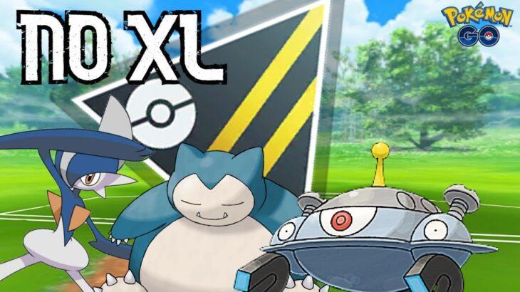 This POWERFUL ULTRA REMIX Team has NO XL POKEMON | Pokemon Go Battle League PvP