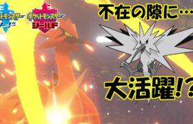 受けを破壊する「サンダー」で役割集中!【ポケモン剣盾】