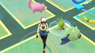 😳 Shiny on map without root | Pokemon go |