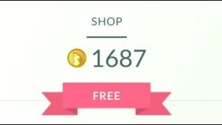 Spending all pokecoin in pokemon go