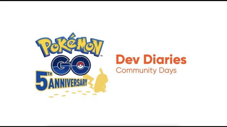 Developer Diaries: Community Day