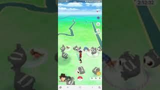 ヨマワル💡コミュニティデイ✨色違い確率悪くない⁉️😂【ポケモンGO】#Shorts #ポケモン #Pokémon