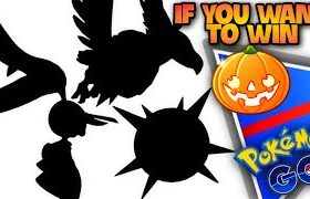 Use this Team *ONLY* if you want to win in GO Battle League Halloween Cup for Pokemon GO